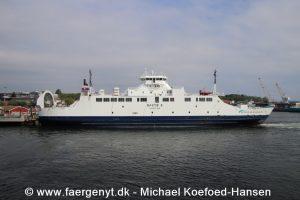BASTØ II i Horten 21/5-2019